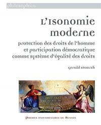 L'isonomie moderne