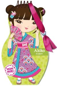 Akiko au Japon