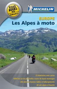 Les Alpes à moto, Europe