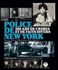 Police de New York : 200 ans de crimes et de faits divers
