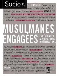 Socio. n° 11, Musulmanes et engagées : expériences, assignations, mobilisations