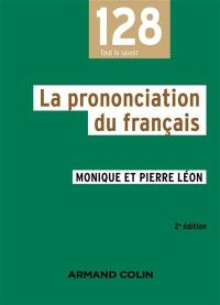 La prononciation du français