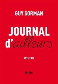 Journal d'ailleurs : 2015-2017