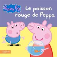 Le poisson rouge de Peppa