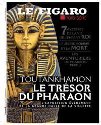 Le Figaro, hors-série, Toutankhamon, l'énigme du jeune pharaon