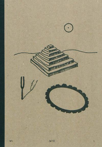 Pyramide-diapason-roue crantée. n° 1,