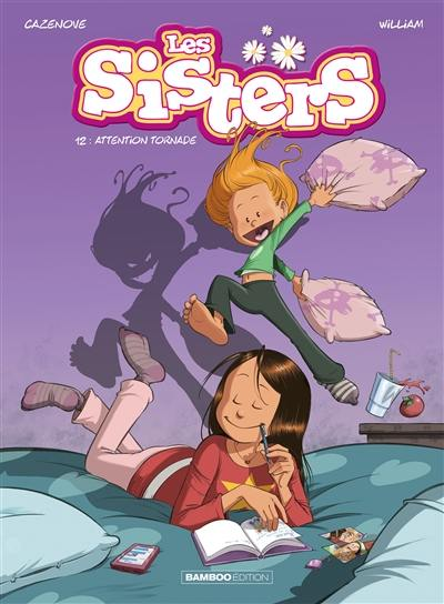 Les sisters. Volume 12, Attention tornade