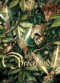 Les contes de Brocéliande. Volume 4, Du rififi en Bretagne