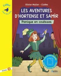Les aventures d'Hortense et Samir, Panique en coulisses