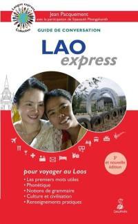 Lao express, pour voyager au Laos