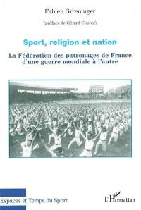Sport, religion et nation