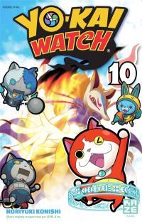 Yo-kai watch. Volume 10, Yo-kai watch