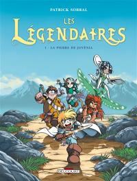 Les Légendaires. Volume 1, La pierre de Jovénia
