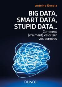 Big data, smart data, stupid data... : comment vraiment valoriser vos données : petit manuel à l'usage de ceux qui veulent accélérer et réussir