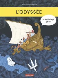 La mythologie en BD, L'Odyssée