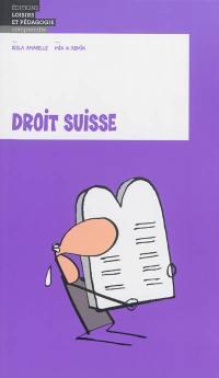 Le droit suisse
