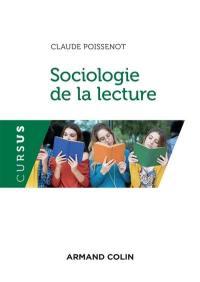 Sociologie de la lecture