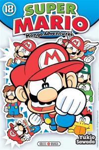 Super Mario. Volume 18, Super Mario
