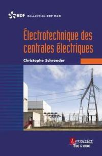 Electrotechnique des centrales électriques
