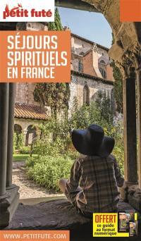 Séjours spirituels en France