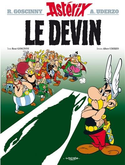 Une aventure d'Astérix. Volume 19, Le devin