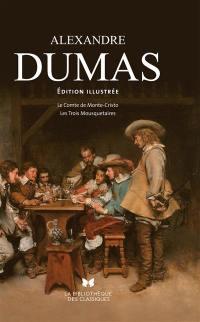Alexandre Dumas : l'intégrale illustrée