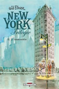 New York trilogie. Volume 2, L'immeuble