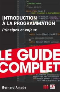 Introduction à la programmation informatique