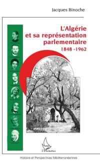 L'Algérie et sa représentation parlementaire