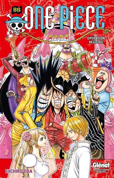 One Piece, Opération régicide, Vol. 86