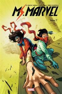 Miss Marvel. Volume 7, La Mecque