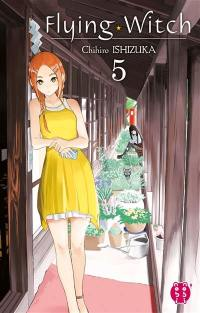 Flying witch. Volume 5