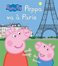 Peppa va à Paris
