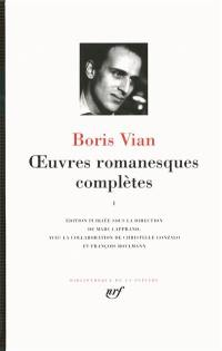 Oeuvres romanesques complètes. Volume 1, Oeuvres romanesques complètes