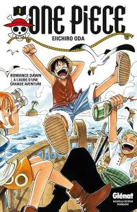 One Piece. Volume 1, Romance dawn