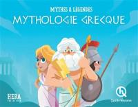 Mythologie grecque : mythes & légendes