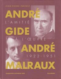 André Gide, André Malraux