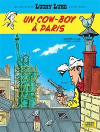 Les aventures de Lucky Luke d'après Morris, Un cow-boy à Paris, Vol. 8