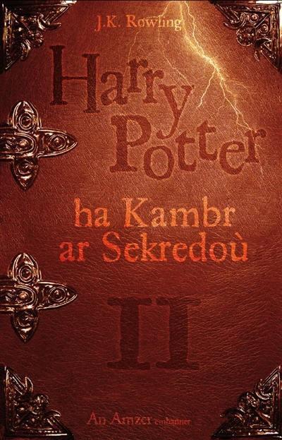 Harry Potter. Volume 2, Harry Potter ha kambr ar sekredoù