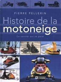 Histoire de la motoneige