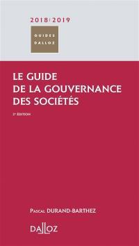 Le guide de la gouvernance des sociétés