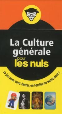 La culture générale pour les nuls