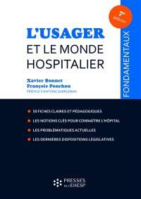 L'usager et le monde hospitalier