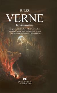 Jules Verne : voyages extraordinaires : l'intégrale illustrée