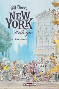 New York trilogie. Volume 3, Les gens