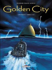 Golden city, Tomes 7 à 9