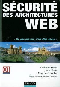Sécurité des architectures web
