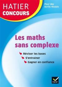 Les maths sans complexe