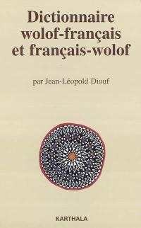 Dictionnaire wolof-français et français-wolof