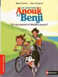 Les aventures d'Anouk et Benji, Où est passé le maillot jaune ?